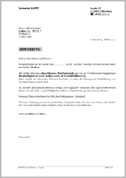 muster fr bewerbungsschreiben - Blindbewerbung Muster